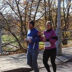 """Vilnius 10 km run, """"Run with Živilė Balčiūnaitė"""". - Indrė Talalajevienė (2184)"""