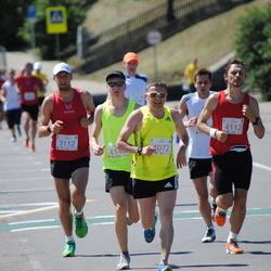 Olimpinės dienos bėgimas - KliukasNerijus (3112), ČerniauskasGintautas (4072), DarguzasEvaldas (4112)