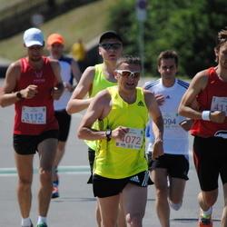 Olimpinės dienos bėgimas - ČerniauskasGintautas (4072), DarguzasEvaldas (4112)