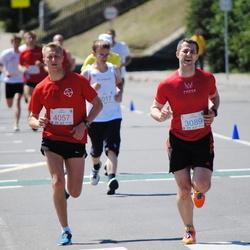 Olimpinės dienos bėgimas - BelskijJaroslav (3089), TolstokorovasJevgenijus (4057)