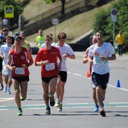 Olimpinės dienos bėgimas - ČekanavičiusAivaras (3125), PetkevičiusKastytis (6111)