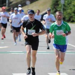 Olimpinės dienos bėgimas - MaslauskasEdgaras (4080), SavickasJonas (6084)