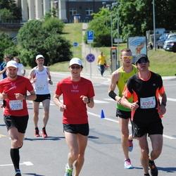Olimpinės dienos bėgimas - KėvišasMartynas (3028), BaranovskisHenrikas (4064)