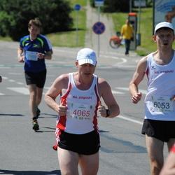 Olimpinės dienos bėgimas - JuodišiusEvaldas (4065), MitkaDeimantas (6053)