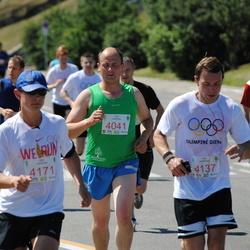 Olimpinės dienos bėgimas - PumputisRimvydas (4041), JasinevičiusMarius (4137), SimaitisVytautas (4171)