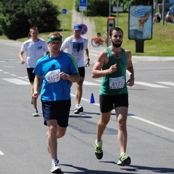 Olimpinės dienos bėgimas - ŠimanskisRemigijus (4162), RamanauskasKarolis (4172)