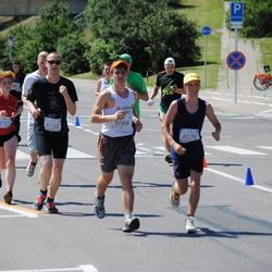 Olimpinės dienos bėgimas - TarejevAnton (4135), BursovasAndrius (6088)