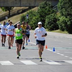 Olimpinės dienos bėgimas - BytautasArtūras (4050), ŽurauskasOsvaldas (4058)