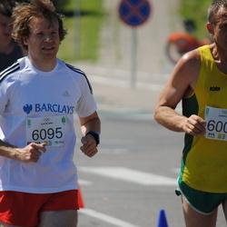 Olimpinės dienos bėgimas - ButkevičiusRimantas (6001), SankauskasDovydas (6095)