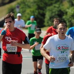 Olimpinės dienos bėgimas - MinelgaKristijonas (6022), BurdulisArvydas (6028)