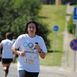 Olimpinės dienos bėgimas - GilevičAnželika (4160)