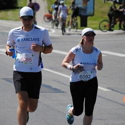 Olimpinės dienos bėgimas - BulotasPaulius (4085), KiškytėSigita (6092)