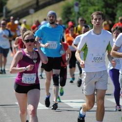 Olimpinės dienos bėgimas - SniurevičiutėVaida (3104), UrbonasAndrius (6054)