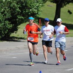 Olimpinės dienos bėgimas - DagilisNerijus (4054), VyšniauskasSigitas (6035)
