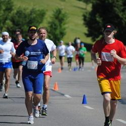 Olimpinės dienos bėgimas - DominauskasGvidas (4031), ŠimanskisJustinas (4131)