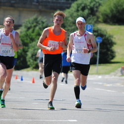 Olimpinės dienos bėgimas - JuknaŠarūnas (4149), ČernikovasIgoris (6051)