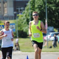 Olimpinės dienos bėgimas - DaugirdasKipras (4148), MilkusValdemaras (6017)