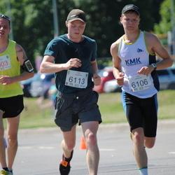 Olimpinės dienos bėgimas - GrigėnasKęstutis (6106), ArmonasJoris (6113)