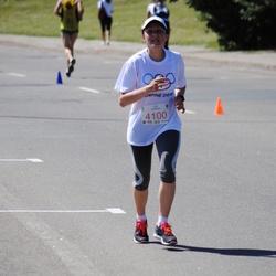 Olimpinės dienos bėgimas - JakštienėAistė (4100)