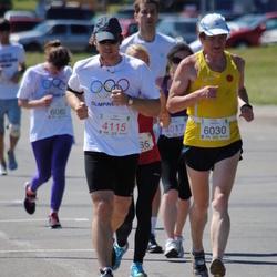 Olimpinės dienos bėgimas - SavickasLaurynas (4115), RamoškaPovilas (6030)