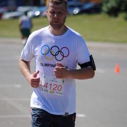 Olimpinės dienos bėgimas - RakštysRaimundas (4120)