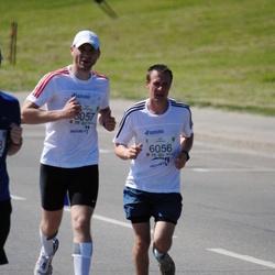 Olimpinės dienos bėgimas - KraskoNerijus (6056), AnilionisAlgimantas (6057)