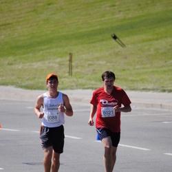Olimpinės dienos bėgimas - SavickasTomas (6021), BursovasAndrius (6088)