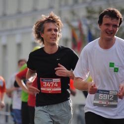 11th Danske Bank Vilnius Marathon - Mindaugas Kazlauskas (3474)