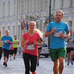 11th Danske Bank Vilnius Marathon - Tomas Šulekauskas (4634), Aurelija Jasiulionyte (4658)