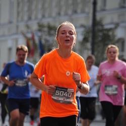 11th Danske Bank Vilnius Marathon - Renata Liachovic (5040)