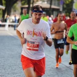 11th Danske Bank Vilnius Marathon - Mindaugas Paukšte (3571)