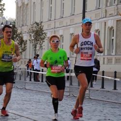 11th Danske Bank Vilnius Marathon - Hanna Mureau-Nowicka (2388), Tomasz Jaszewski (2391)