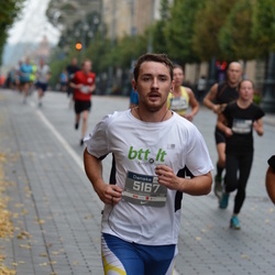 11th Danske Bank Vilnius Marathon - Evaldas Marciunas (5167)
