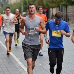 11th Danske Bank Vilnius Marathon - Danielius Girdiušas (4744), Mindaugas Rudys (75051)
