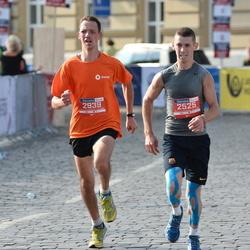 11th Danske Bank Vilnius Marathon - Andis Deze (2525), Andrius Jagminas (2939)