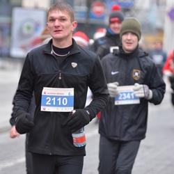 Perskindol kalėdinis bėgimas - Andrius Ivanauskas (2110)
