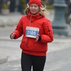 Perskindol kalėdinis bėgimas - Anna Vasiljeva (2105)