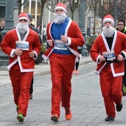 Perskindol kalėdinis bėgimas - Pijus Uogintas (2057), Jonas Vadapalas (2203)