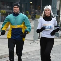 Perskindol kalėdinis bėgimas - Audra Bogužinskiene (2005)