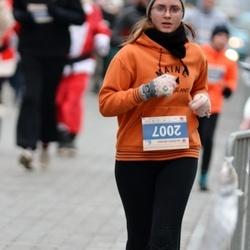 Perskindol kalėdinis bėgimas - Paulina Jasiunaite (2007)