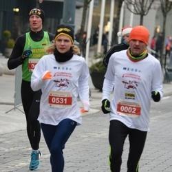 Perskindol kalėdinis bėgimas - Dainius Petkevicius (2), Loreta Bliujiene (531)