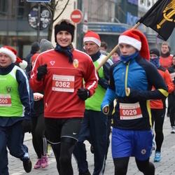 Perskindol kalėdinis bėgimas - Aidas Sadauskas (29), Gediminas Druskis (362)