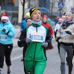 Perskindol kalėdinis bėgimas - Vilte Striukiene (2390)