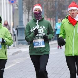 Perskindol kalėdinis bėgimas - Marija Digryte (2009), Lina Žemaityte Kirkman (2193)