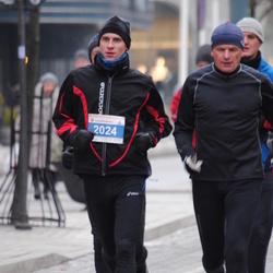 Perskindol kalėdinis bėgimas - Jevgenij Semaka (2024)