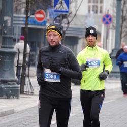 Perskindol kalėdinis bėgimas - Arvydas Rutkauskas (2380)