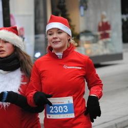 Perskindol kalėdinis bėgimas - Auguste Biliute (2303)