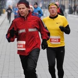 Perskindol kalėdinis bėgimas - Edvard Junda (46), Vladimir Lomov (545)