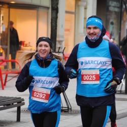 Perskindol kalėdinis bėgimas - Edgar Deduchov (25), Dovile Vaicikonyte (292)