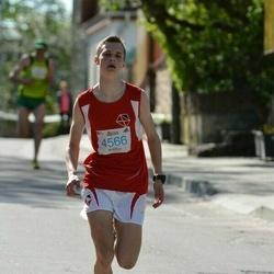 Trakų pusmaratonis 2015 - Modestas Rusevičius (4566)